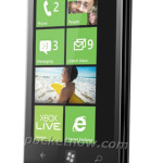 LG Miracle con Windows Phone