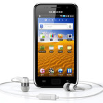 Samsung Galaxy Player a competir contra el iPod Touch