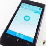 Skype, versión final para Windows Phone
