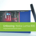 Nuestro Unboxing del Nokia Lumia 800