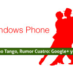 Windows Phone Tango, Rumor Cuatro: Integración de Google+ y Skype