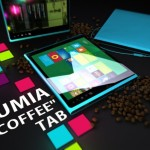 Nokia Lumia Coffee Tab, concepto de tablet con Windows 8