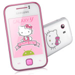 Samsung Galaxy Young Edición Hello kitty en Telcel