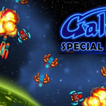 Galaga Edición Especial disponible en la Google Play Store
