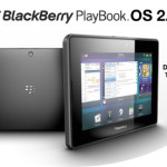 BlackBerry PlayBook OS 2.0 ya está disponible para descargar
