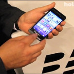 Blackberry 10-L Series revelado en México