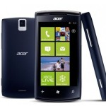 Acer Allegro uno más con Windows Phone