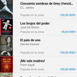 Google Play Books ya está disponible en México