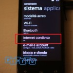 LG Optimus 7 compartirá Internet (tethering)