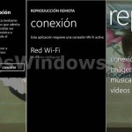 Aplicación para Reproducción remota con DLNA ya disponible en Windows Phone 8