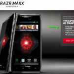 DROID RAZR MAXX ser lanzado el 26 de enero