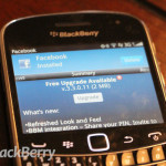Facebook para BlackBerry se actualiza