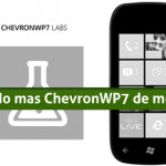 ChevronWP7 descontinuado
