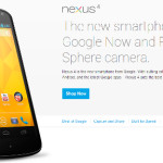 El LG Nexus 4 demuestra su poder en un benchmark