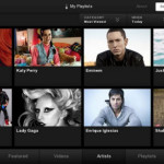 Aplicación oficial de VEVO disponible para BlackBerry PlayBook