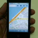 Utiliza Google Maps en iOS 6