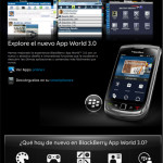 La BlackBerry App World se actualiza