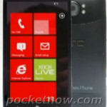 HTC Radiant, Windows Phone con LTE primera imagen filtrada