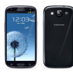 Samsung Galaxy S III en color Negro Zafiro disponible en Telcel