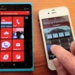 Lumia 900 vs iPhone 4s, recopilación de videos